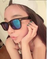 2014 New arrive 20 pcs /lot  madness mens womens  black retro vitage wayfarer sunglasses  mirrored sunglasses uv400