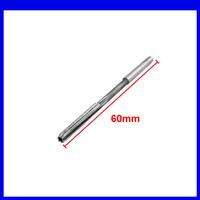 3mm Cutting Diameter 6 Blades HSS Machine Reamer Milling Cutter