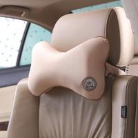 Finger ring car headrest neck pillow car cushion car headrest car pillow bone pillow single