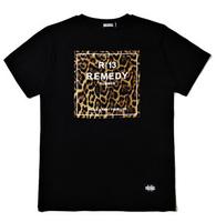 Leopard Print T Shirt Men/ Animal Print T shirt/ Leopard Skin Pattern Tee