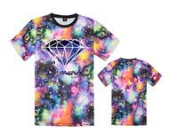 2014 diamond supply co Men's t shirts fashion casual designer men T-Shirts short sleeved t-shirt Free shipping t shirt