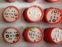 Lots 10 pcs Socket  Led  Indicator Lamp Beads  Signal Lamp Push Button Switch Light Bulb  24V