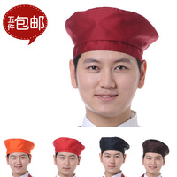 Cotton polyester Kitchener hat Working cap  hat cook cap chef cap