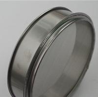 Handmade flour sieve stainless steel sieve screen mesh 15cm test sieves 70 80 100 120 customize