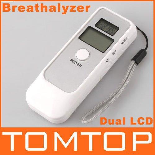 Promotion!!! 5pcs/lot, LCD Digital Alcohol Breath Tester Analyzer Breathalyzer,Freeshipping Dropshipping wholesale(China (Mainland))