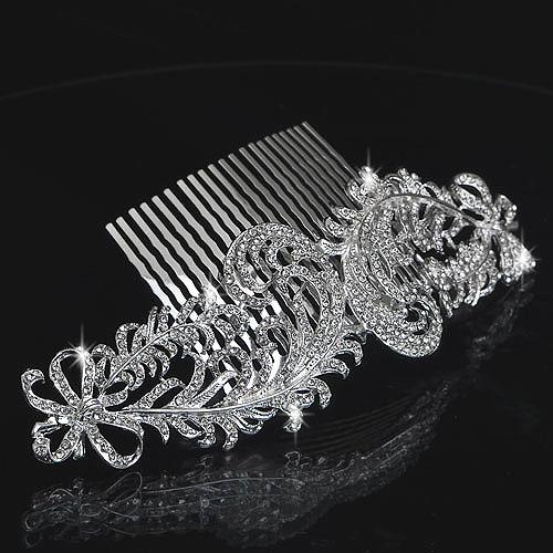 صور مجوهرات الطاوس Luxury-Silver-Rhinestone-Crystal-Peacock-Feather-font-b-Designer-b-font-Professional-font-b-Hair-b