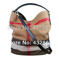 Women Cowhide Leather Handbags Woman Shoulder Handbags European Women Leather Crossbody Handbags Free Shipping B-185