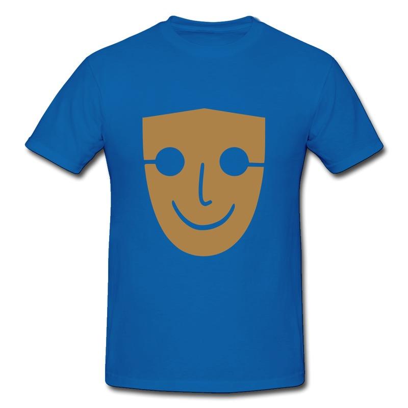 Shirt Face Mask Shirt Human Face Mask Make