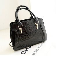 SUSINO New Style Women Leather Hndbags Gorgeous Bridal Women Clutch Bag Crocodile Women Handbag