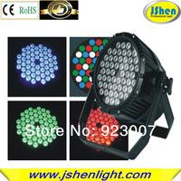 Factory direct sale ! hot !54*3w  waterproof led par light