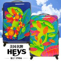 Heys202428 green cartoon trolley travel bag universal wheels general