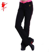 black exercise pants promotion