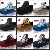 New Arrived Fur Running Men Leather Mesh Shoes,Sports NKrunning Lighted Trainer90 Seamless Skateboarding Boy Sneakers 40-46