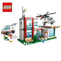 Free Shipping NEW Original educational brand lego Blocks toys 4429 city series Helicopter Rescue 425PCS for childrenGift