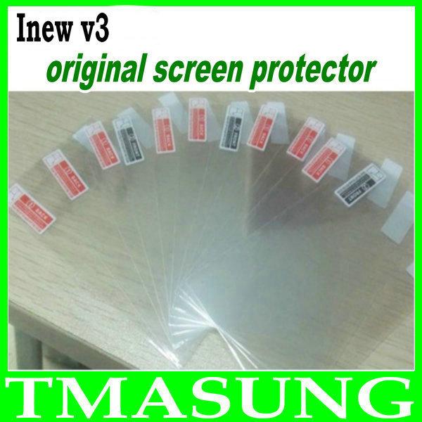 Защитная пленка для мобильных телефонов Inew v3 10pcs/lot чехол для для мобильных телефонов 2 inew v3 v3plus inew v3