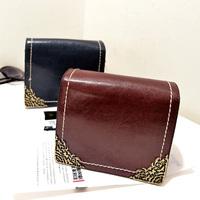 2014 vintage brief sewing thread shaping small bag women's handbag shoulder bag h040  women messenger bag
