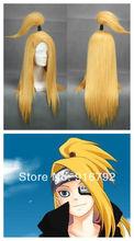 frete grátis>> rock aldeia akatsuki deidara peruca cosplay(China (Mainland))