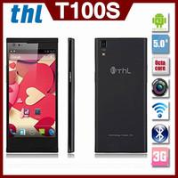 "Original THL T100s 5.0"" Android Smartphone MTK6592 Octa Core Mobile Phone 2GB RAM 32GB ROM 13.0MP OGS NFC T100 OTG  Phones"