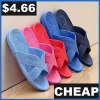 new 2014 slippers indoor eva slipper lovers home slip-resistant shoes bathroom cheap soft beach slippers for men foamposites
