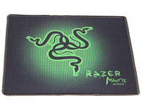 Portable 251*206*3mm Soft Well Bound Mouse Pad For Gamer Gaming Necessary,R-azer Mouse Mat For PC Computer Laptop