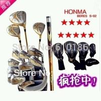 2014 man fashion honma. golf club,honman beres s-2 golf set,complete set club,hot male golf clubs,free shipping