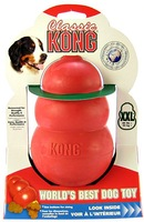 Kong EXTREME Rubber Chew & Treat for Aggressive Chewers  M