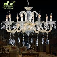 111 Wow lighting luxury living room pendant light fashion modern crystal lamp restaurant lamp lamps