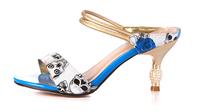 new 2014 brand high heel sandals