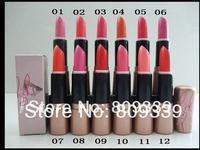 12  PCS Lowest first FREE SHIPPING 2014 Newest RIRI lipstick 3g