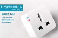 smart wifi plug new Wireless smart home wifi enhanced American standard socket  , Mobile Wireless Remote control Smart outlet
