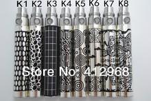 eGo K CE4 Starter Kit Zipper Case Double E Cigarette Tank Atomizer Clearomizer Vaporizer 650 900