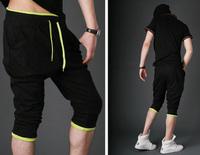Fashion 2014 Men Sports Shorts Casual urban style Loose tide Men Leisure Men Panties MCST23