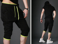 Fashion 2014 Men Sports Shorts Casual urban style Loose tide Men Leisure Men Panties MCST23