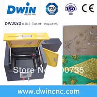 DW3020 high quality 40W small laser engraving machine