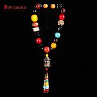 Car pendant beads quality car peace symbol car hangings rear view mirror car accessories