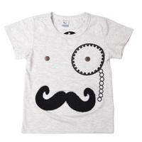 2014 New Fashion Boys Cartoon Tshirts Baby Children Short Sleeved Novelty Tops,Free Shipping K6564