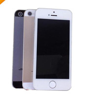 Black Screen Dummy Display Fake PhoneToy Model Non Working Machin For iPhone 5S Free shiping