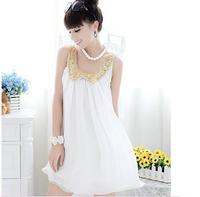 Женское платье Peter pan collar dress  Peter pan collar dress-01