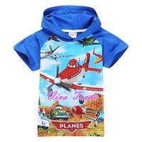 2-7Y PLANES PIXAR CHILDREN CLOTHING/T-SHIRT - VPT06-8808B