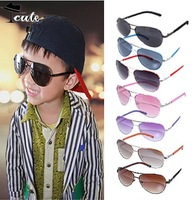 Sunglasses Free shipping ( 5pairs/Lot )Wholesale hot selling 7 colors available baby star loves Boys&Girls Sun Glasses YJ1286