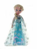 Free shipping New 2014 Original Movie FROZEN doll Elsa Plush Doll 37cm Frozen Toys Frozen Princess Dolls for Girls Gift