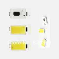 5630/5730-WW 0.5W 50-55lm 6500K White Light Warm White SMD 5730 LED light source DIY lamps highlight (3.2 ~ 3.4V / 50 PCS)