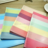 4 book stationery tsmip 60 b5 classification loose-leaf notebook 26 binder