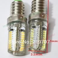 mini led bulb 3W E14 3014 64 led DD01 AC220-265V for Crystal  chandeliers living room + 4cs + Free shipping