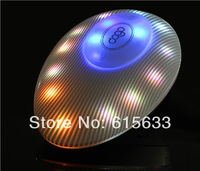 Gift bluetooth speaker good sounding wireless LED flashing with sucker from dogo speakers DG-UFO