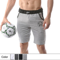 Fashion Casual Men Shorts Quality Cotton Outdoor Sport Trousers 4 Color for Choice-Free Shipping