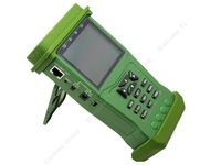"Free shipping!K635P 3.5"" PTZ CCTV TESTER AUDIO VIDEO MONITOR 12V/1A OUTPUT W/ UTP CABLE TESTER"