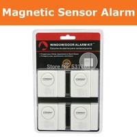 Magnetic sensor alarm for Home Security Door/Window break in Anti theft loud Alert