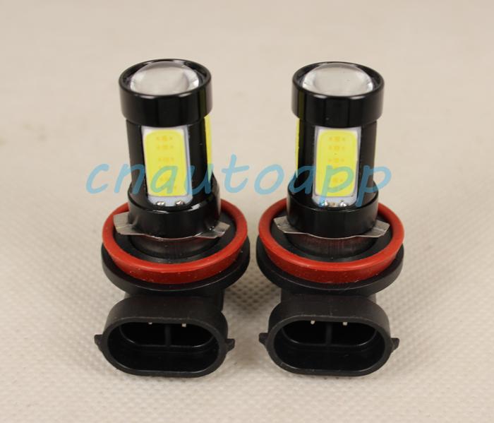 H11/H8 COB LED Light Car Headlight LED Lamp Auto LED Foglight - ( 2 PCS )(China (Mainland))