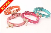 Free shipping 2013 New Dogs and Cats Collar Pet Pendant Necklace Pet Products Wholesale(2pcs/lot)